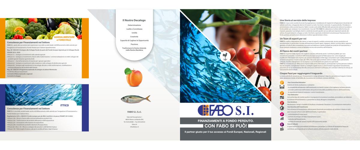 FABO: brochure dettaglio esterno