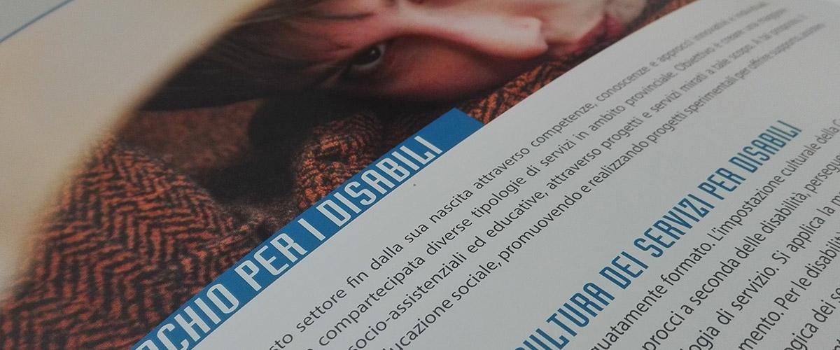 Il Cerchio: Brochure Istituzionale close up