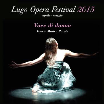 Teatro Rossini: Lugo Opera festival advertising