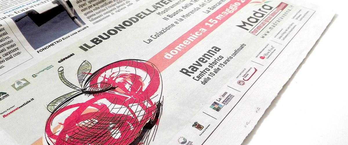Madra: annuncio stampa